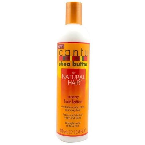 Cantu Shea Butter for Natural Hair Conditioning Creamy