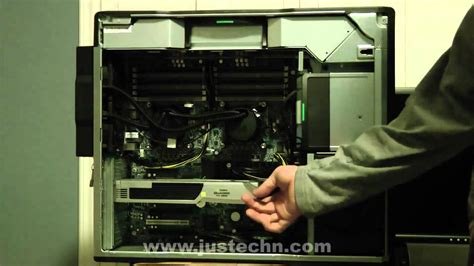 HP Z800 12 Core Workstation Review - YouTube