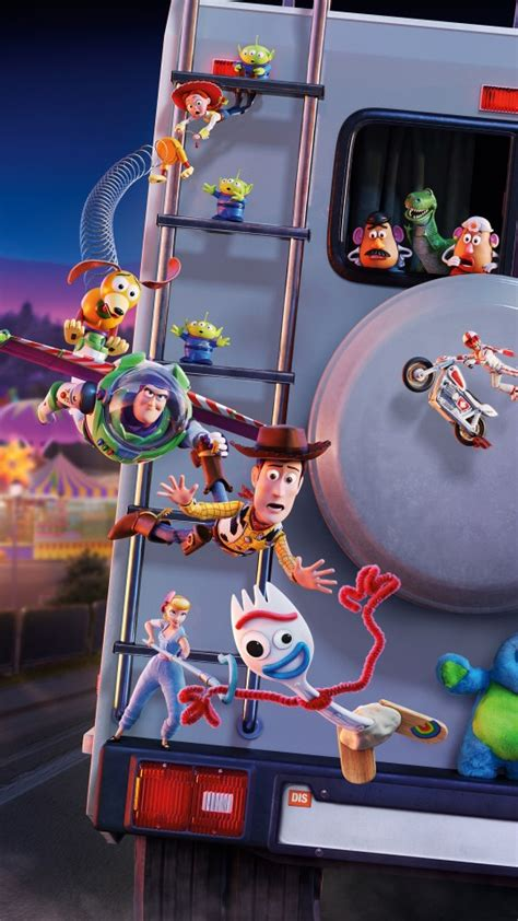 Toy Story 4 5K 2019 Wallpapers | HD Wallpapers | ID #28447