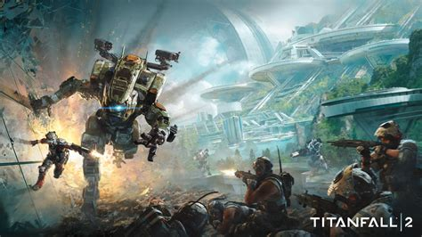 Titanfall 2 2016 Game 4K Wallpapers | HD Wallpapers | ID