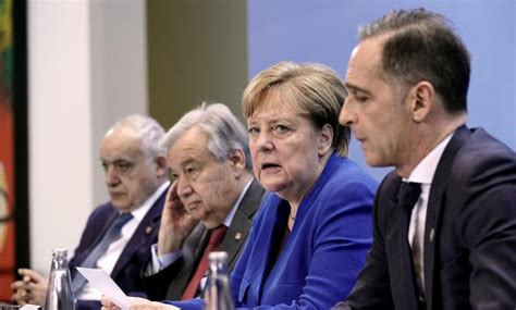 Berlin conference touches upon the core of Libya's crisis