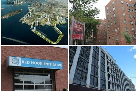 MAP: How Red Hook's White Population Surge Is Changing the