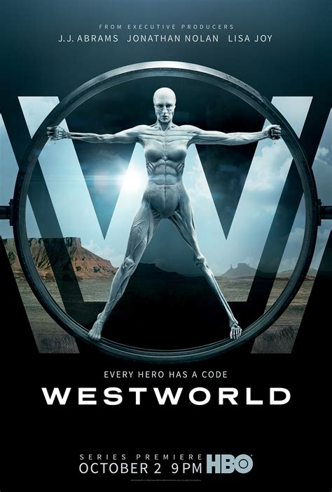 Westworld: new poster teases new age of robots   SciFiNow