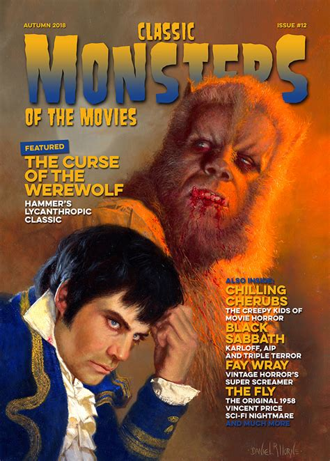 Classic Monsters Magazine Issue #12 - Classic Monsters Shop