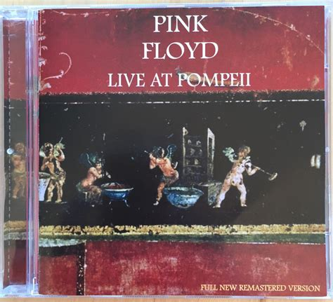 Pink Floyd - Live At Pompeii (2002, CD) | Discogs