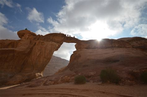 Wadi Rum among '50 greatest adventures' listed by British