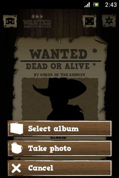 Wanted Poster Maker Editor APK Download - Free Photography