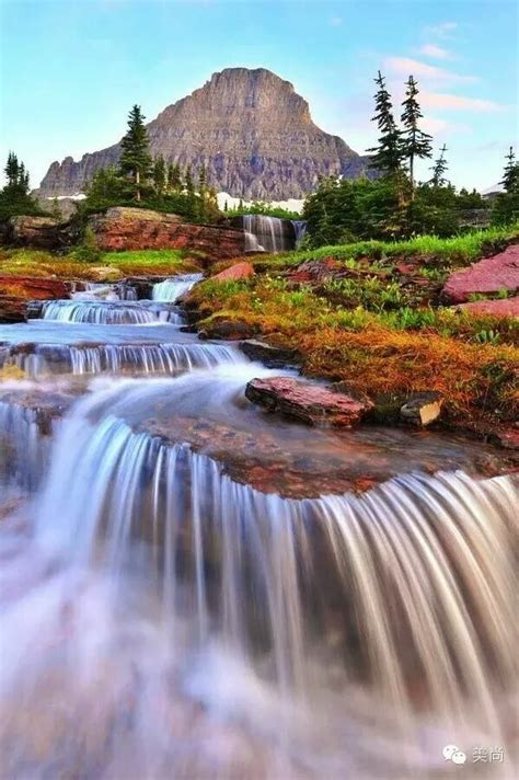 Pin by أمي جنتي on صور طبيعه | Waterfall, Beautiful places