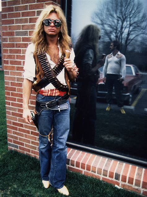 I ain't the worst that you've seen: David Lee Roth and