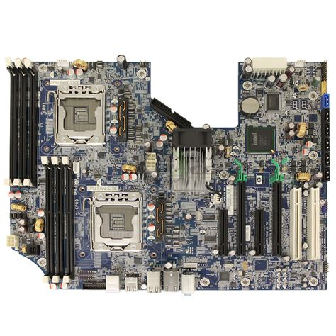 HP Z600 Workstation Motherboard Systemboard Ass 460840-002